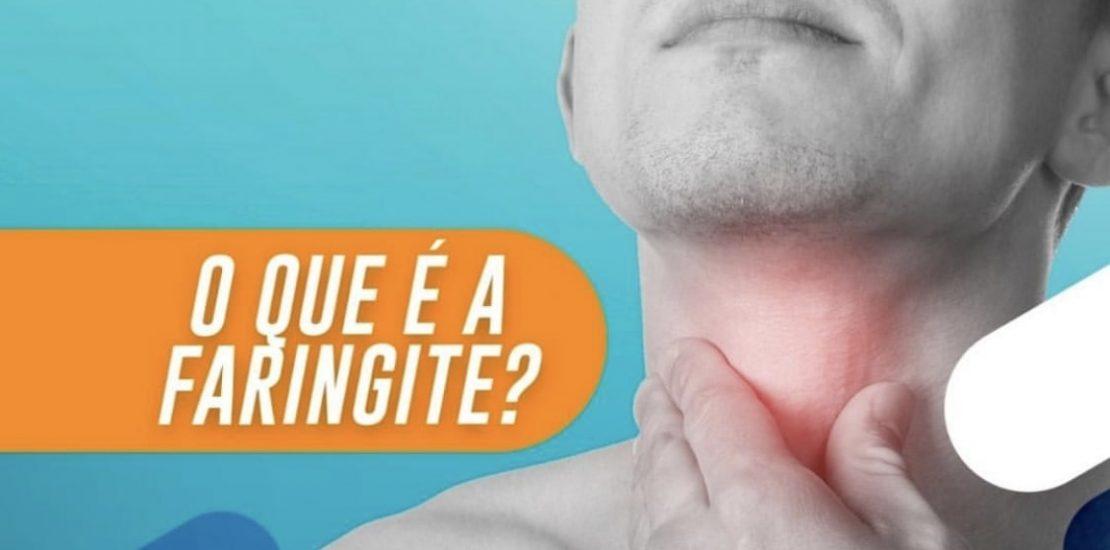 o que é faringite