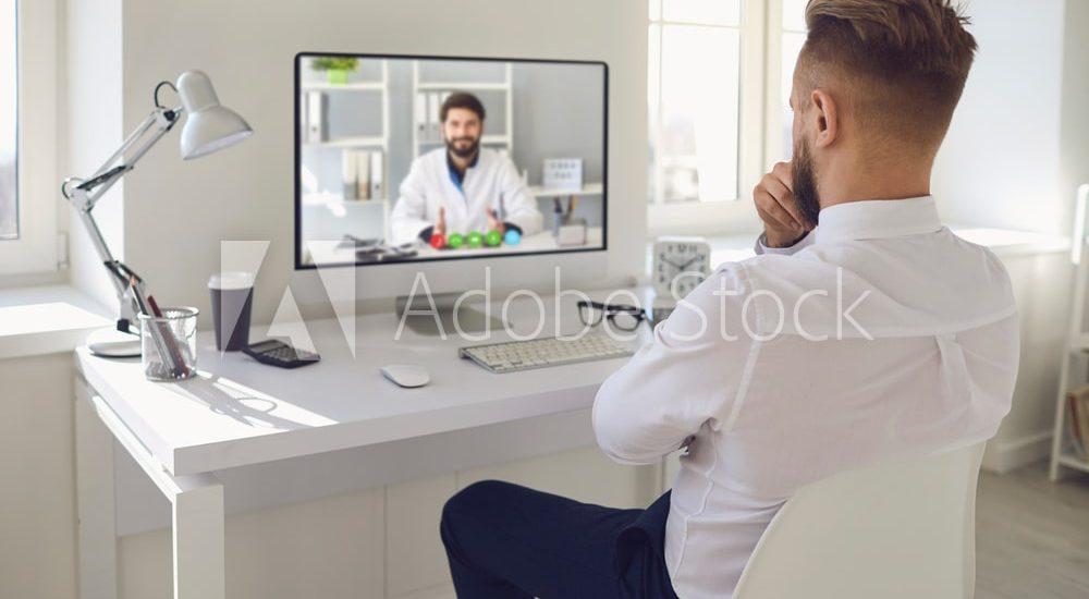 como realizar consulta online por telemedicina com um otorrinolaringologista-min