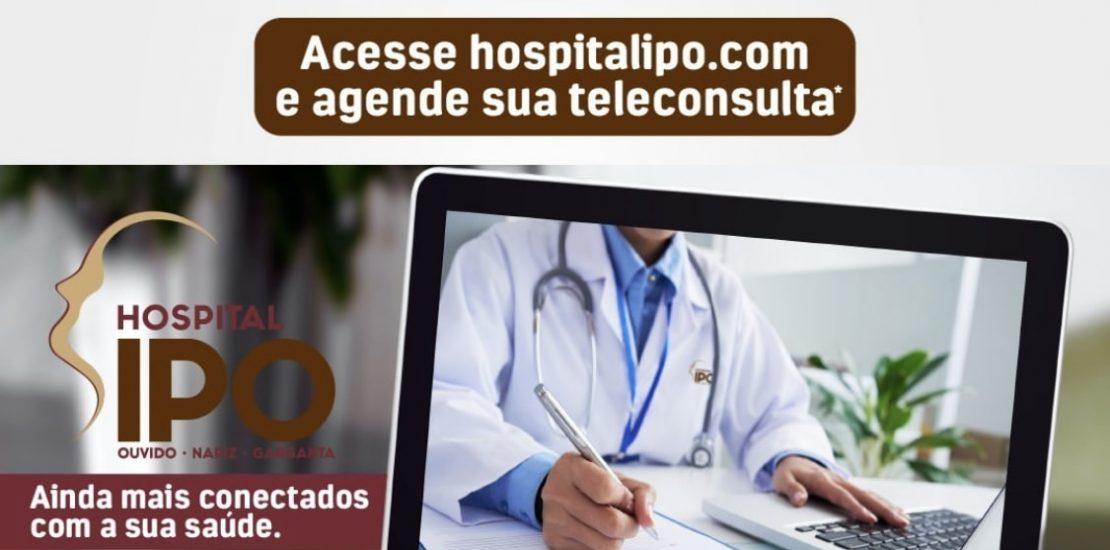 agende agora pela internet uma consulta com otorrino do hospital ipo curitiba-min
